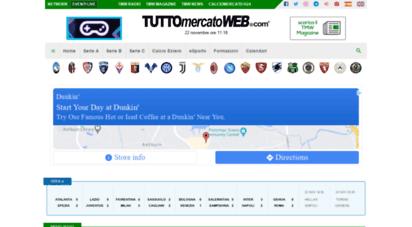 tuttomercatoweb.com - tuttomercatoweb.com: notizie di calcio e calciomercato