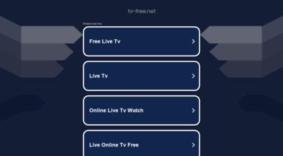 tv-free.net - tv-free.net