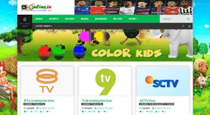 tv-online.in -