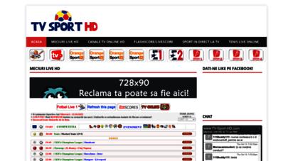 tv-sport-hd.com - telekomsport hd 1234 live, tv online, meciuri live