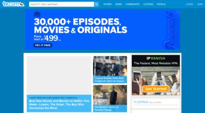 tv.com - tv.com - free full episodes, clips, show info and tv listings guide