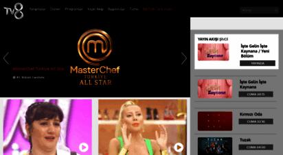 tv8.com.tr - tv8 - türkiye´nin eğlence kanli