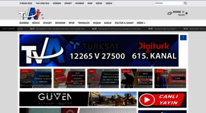 tva.com.tr - tva haber  haberin adresitva haber  haberin adresi