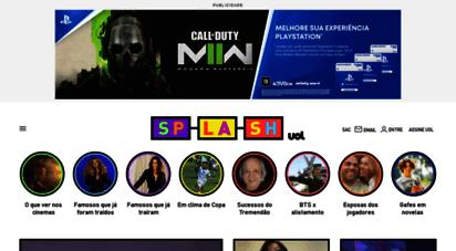 tvefamosos.uol.com.br - uol tv e famosos: novelas, séries, bbb, reality shows e programas de tv