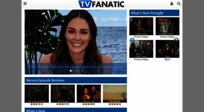 tvfanatic.com - tv fanatic - spoilers, news, reviews, quotes & music
