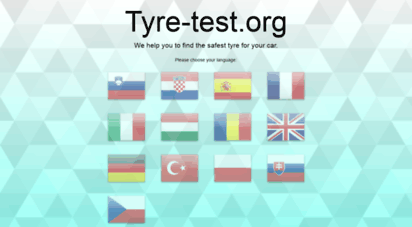 tyre-test.org - tyre tests, reviews and ratings - tyre-test.org