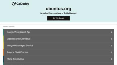 ubuntus.org - ubuntus - home