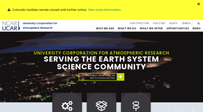 ucar.edu - university corporation for atmospheric research  university corporation for atmospheric research