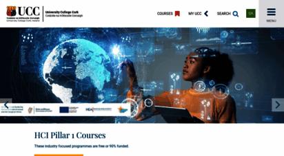 ucc.ie - world-clss undergraduate and postgraduate education in ireland