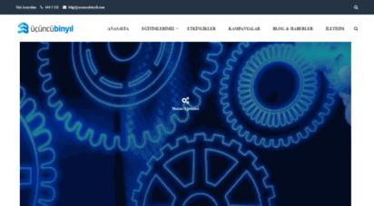 ucuncubinyil.com - türkiye´nin en kaliteli eğitim akademisi - üçüncü binyıl