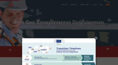 udem.com.tr - udem sistem ve ürün belgelendirme hizmetleri