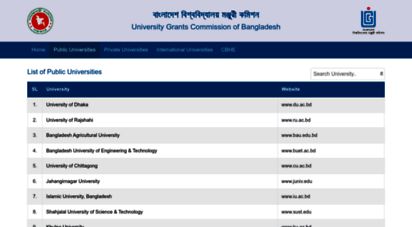ugc-universities.gov.bd