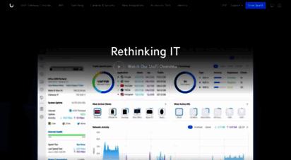 ui.com - ubiquiti - simplifying it