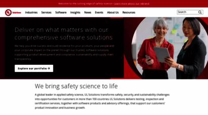 ul.com - ul empowering trust®