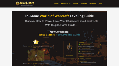 ultimatewowguide.com - dugi guides™  ultimate world of warcraft guide