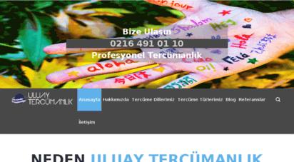 uluaytercumanlik.com -