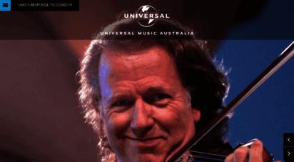 umusic.com.au -