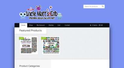Uncle matts crib