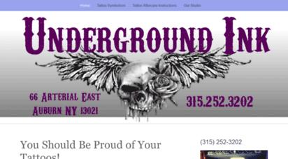 undergroundinkcny.com - underground ink cny  underground ink cny