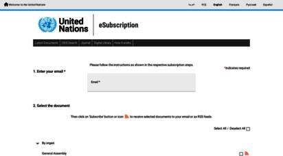 undocs.org