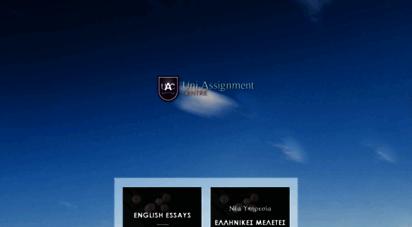 uniassignment.com - uni ssignment centre  custom essays and model answer service