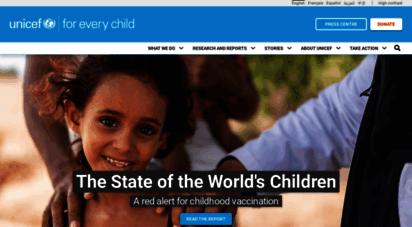 unicef.org - unicef