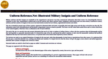uniform-reference.net