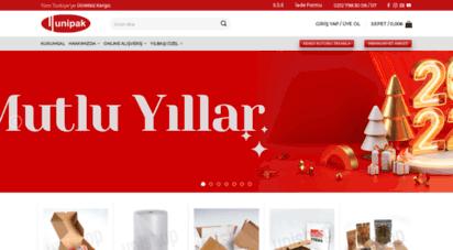 unipak.com.tr - unipak - ambalaj ve paketleme