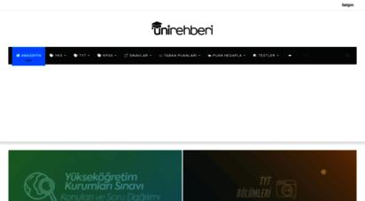 unirehberi.com