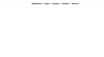 univariety.com - student career guidance  alumni system  psychometric tests  univariety