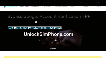 Welcome to Unlocksimphone com - Free IMEI Unlocking | Phone SIM