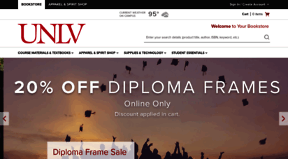 Welcome To Unlv Bncollege Com Apparel Gifts Textbooks The Unlv Bookstore Visit the official campus bookstore website for store information. welcome to unlv bncollege com apparel gifts textbooks the unlv bookstore