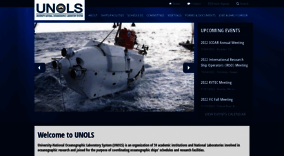 unols.org - welcome to unols!