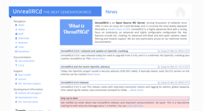 unrealircd.org
