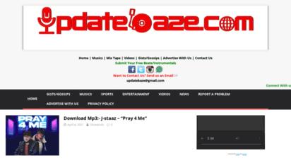updatebaze.com - updatebaze » no. 1 news, entertainment, lifestyle, and gossip website.