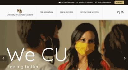 Welcome to Upicolo org - CU Medicine
