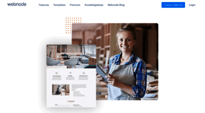 us.webnode.com - easy & free website maker  create a free website-webnode
