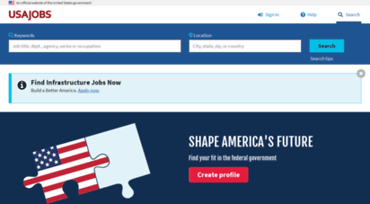 usajobs.gov - usajobs - the federal government´s official employment site