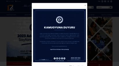 usak.edu.tr - uşak üniversitesi  aklın bilimin işığında saygın bir üniversite