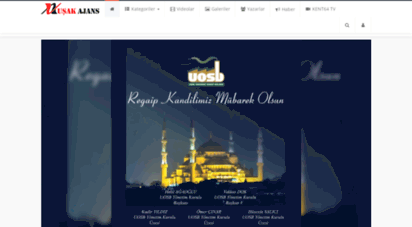 usakajans.com - uşak ajans - uşak´ın güncel haber sitesi