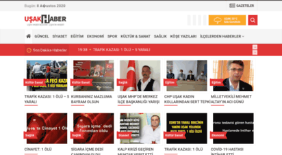 usakhaberbulteni.com - uşak haber bülteni  uşak siyaset haber kültür sanat haber sitesi