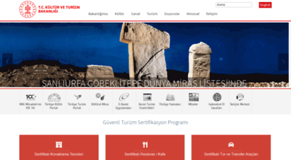 usakkulturturizm.gov.tr - ..:: t.c. kültür ve turizm bakanliği  uşak il kültür ve turizm müdürlüğü ::..