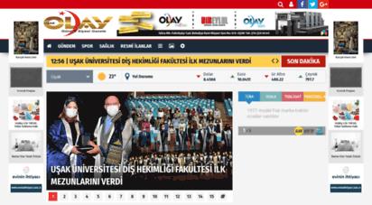 usakolay.com - uşak olay gazetesi - günlük siyasi gazete
