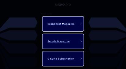 usgeo.org - usgeo directory