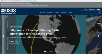 usgs.gov - usgs.gov  science for a changing world