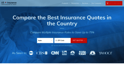 usinsuranceagents.com - ☑ compare free insurance quotes & coverage online @ us insurance agents