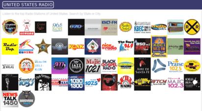 usliveradio.com - us live radio - united states radio stations streaming live on the internet