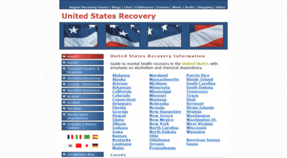 usrecovery.info - united states recovery information