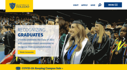 utoledo.edu - the university of toledo