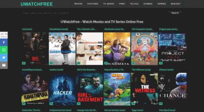 uwatchfree.ac - uwatchfree  watch movies and tv-series online free